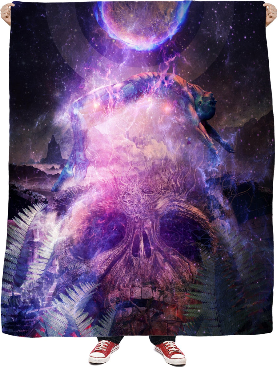 Resurrection - Fleece Blanket