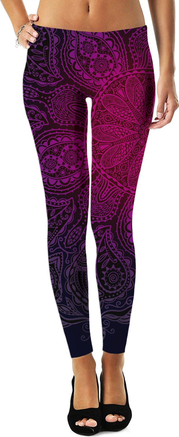 Mandala Love - Leggings