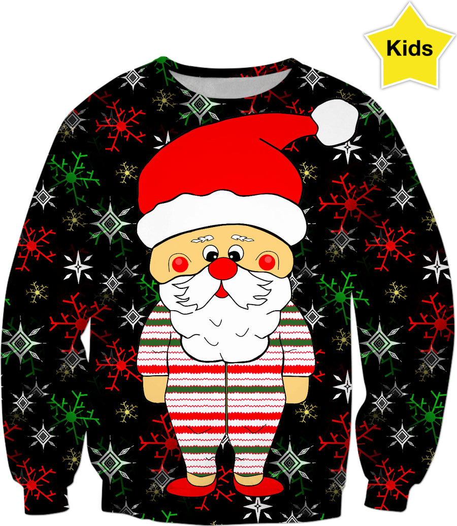 Christmas Bedtime Sweater