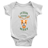 Future Hunting Buddy  Baby Onesie