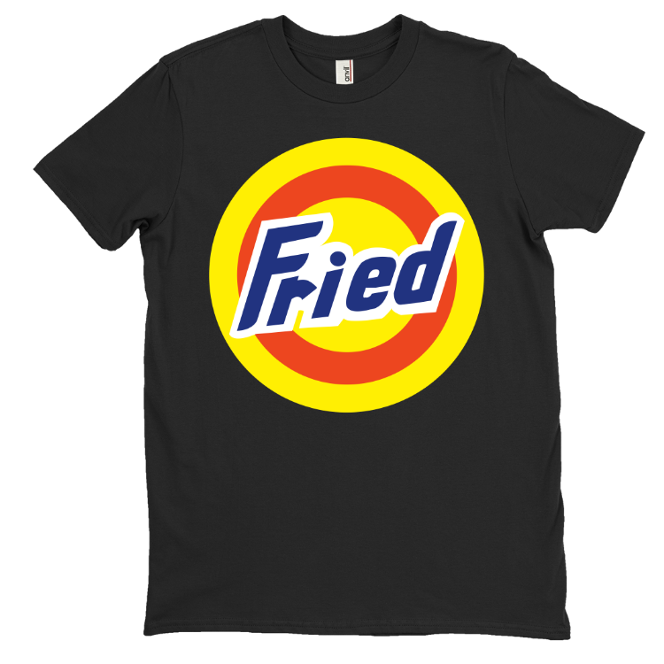 Fried Parody T-Shirt