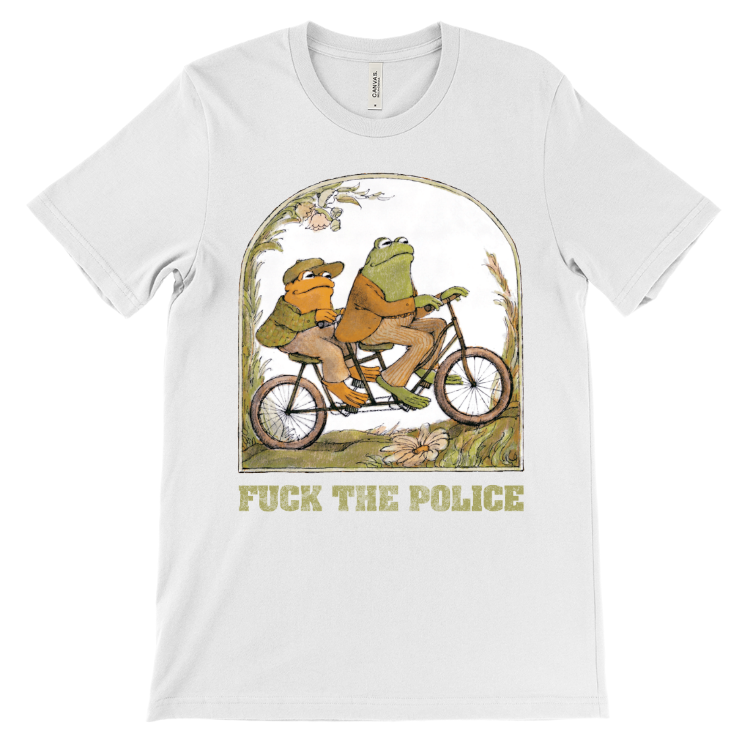 Fuck the Police Classic T-Shirt