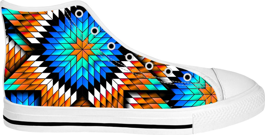 Oyate Graffix Wichahpi Shoes 3