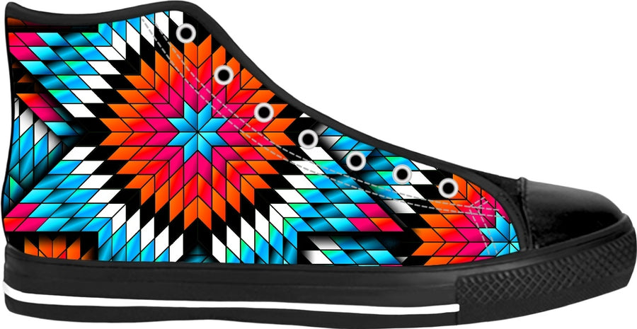 Oyate Graffix Wichahpi Shoes 4