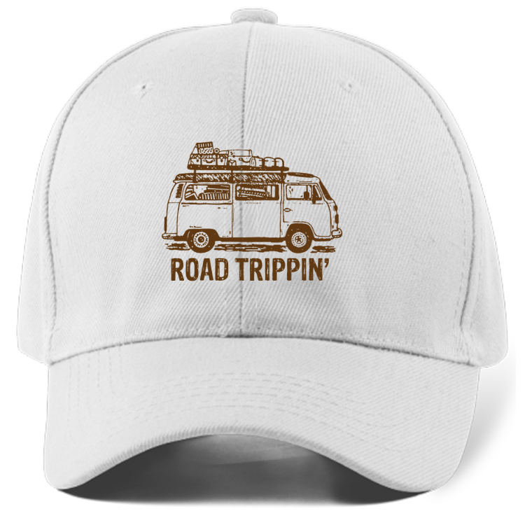 Road Trippin' Dad Hat