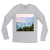 Faith Moves Mountains Long Sleeve Shirt