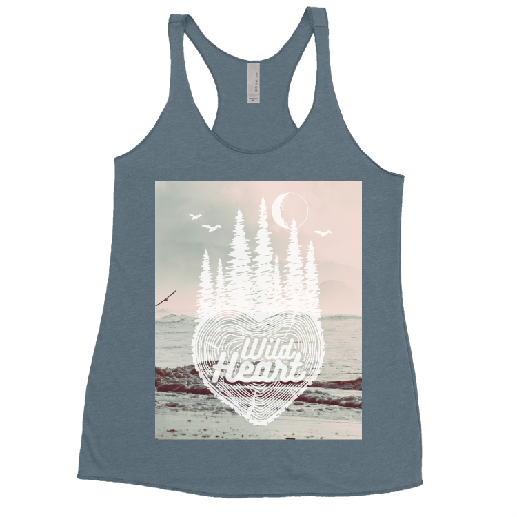 Wild Heart Women's Tank Top