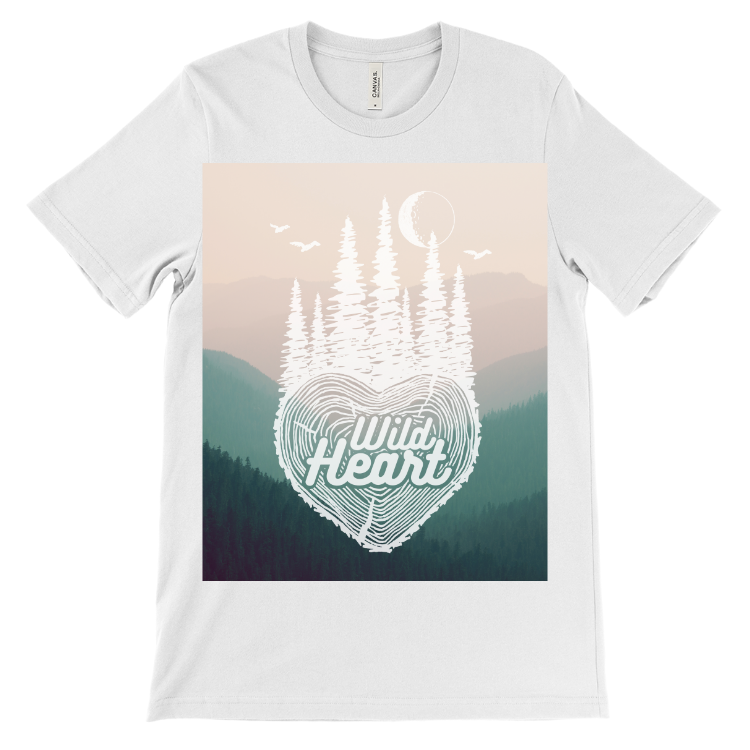Wild Heart Sunrise T-Shirt