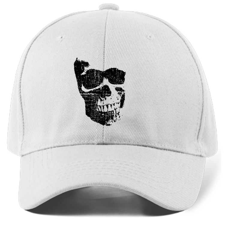 Shadow Skull Dad Hat