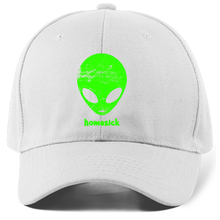 Homesick Alien Dad Hat