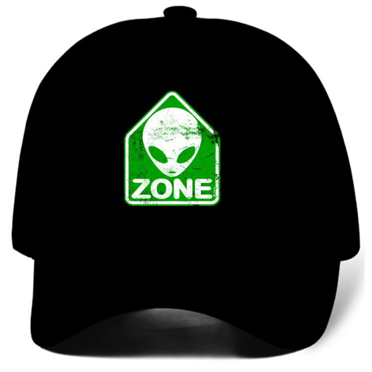 Alien Zone Dad Hat