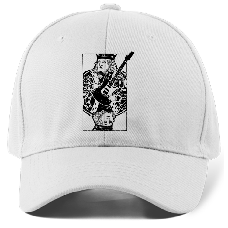 Guitar King Dad Hat