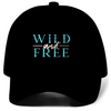 Wild and Free Dad Hat