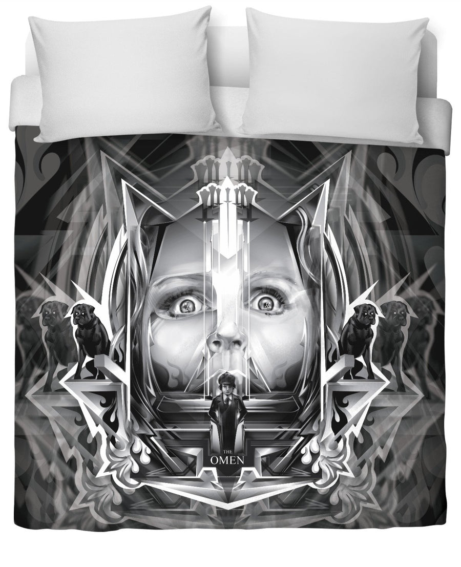 The Omen - Duvet Cover
