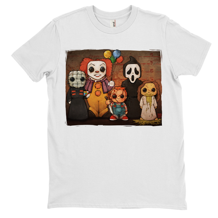 """Killer Line Up"" By Big Chris T-Shirt"