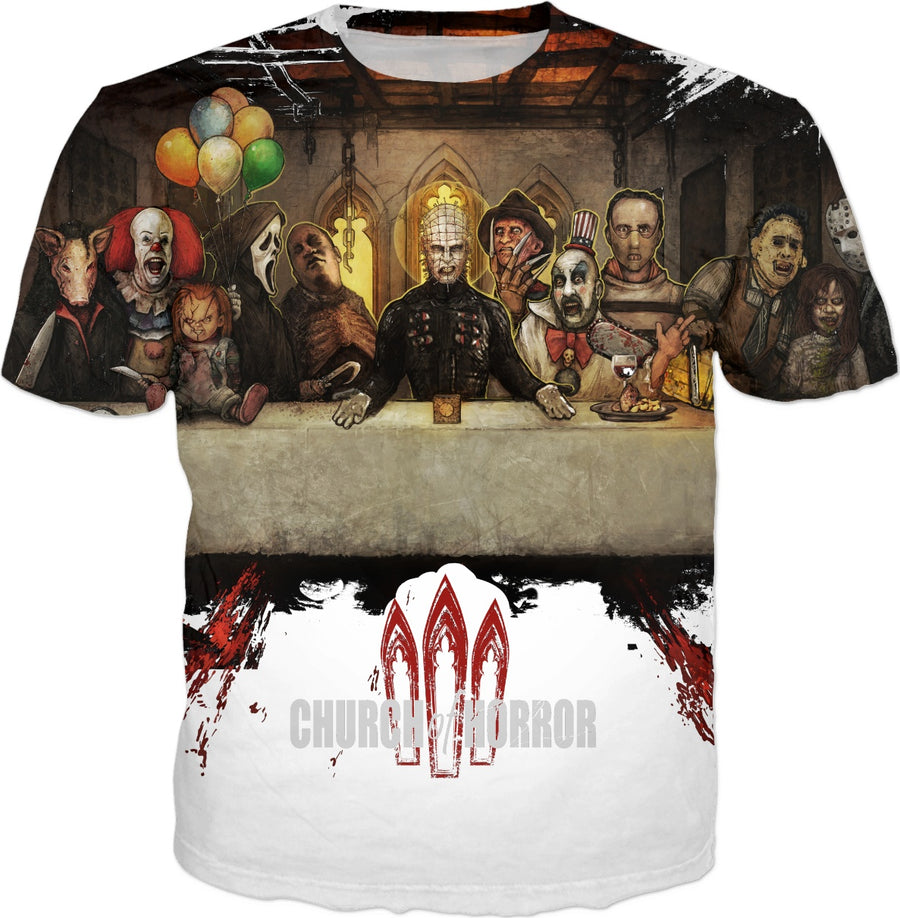 """Slash Supper"" By Big Chris T-Shirt"