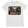 """Gangsters Playing Poker"" By Big Chris T-Shirt"