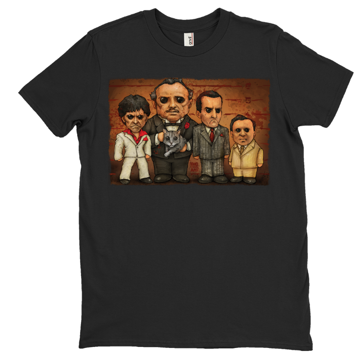 MOB Lineup By Big Chris T-Shirt