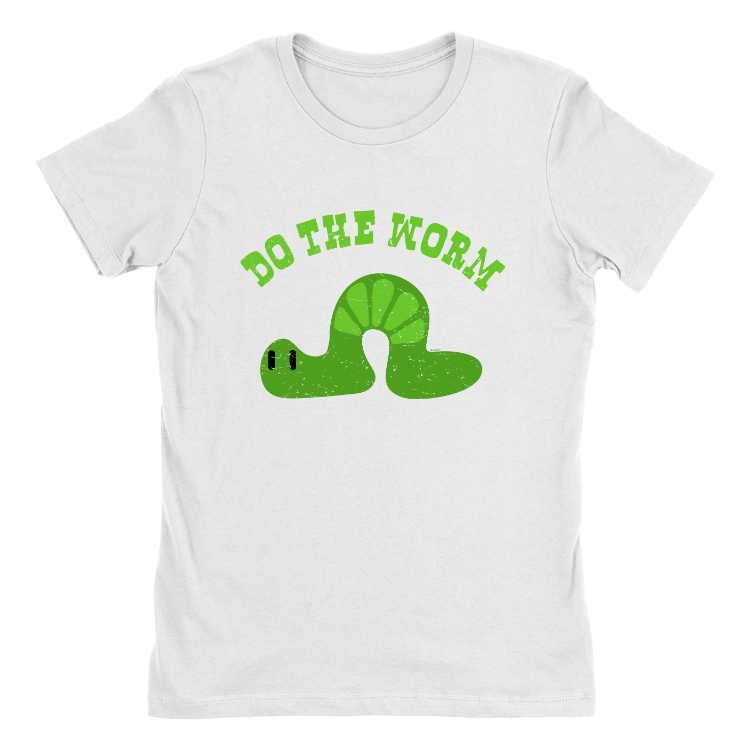 Do the Worm Kids Tee