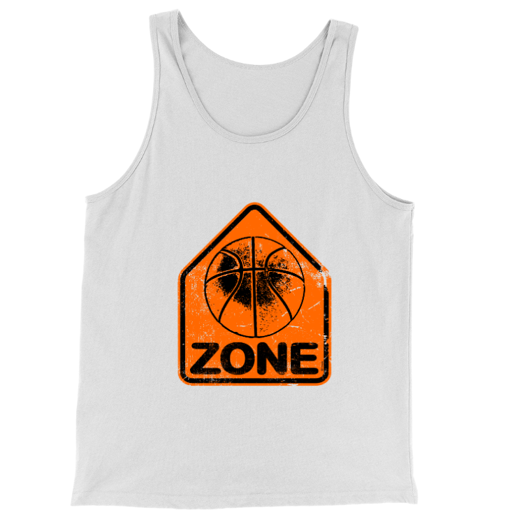 Basketball Zone Youth Tank Top