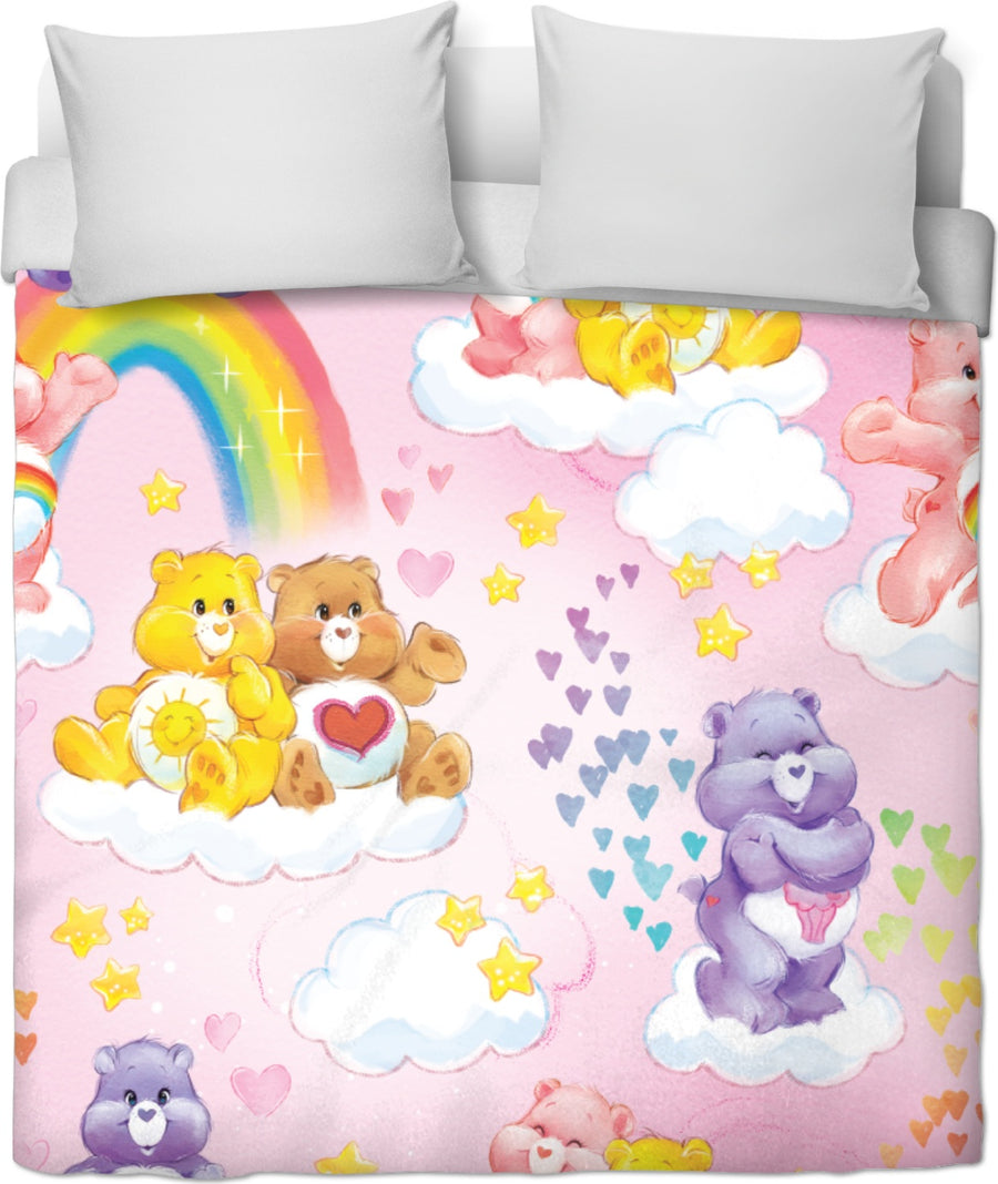 Care Bears Duvet Cover