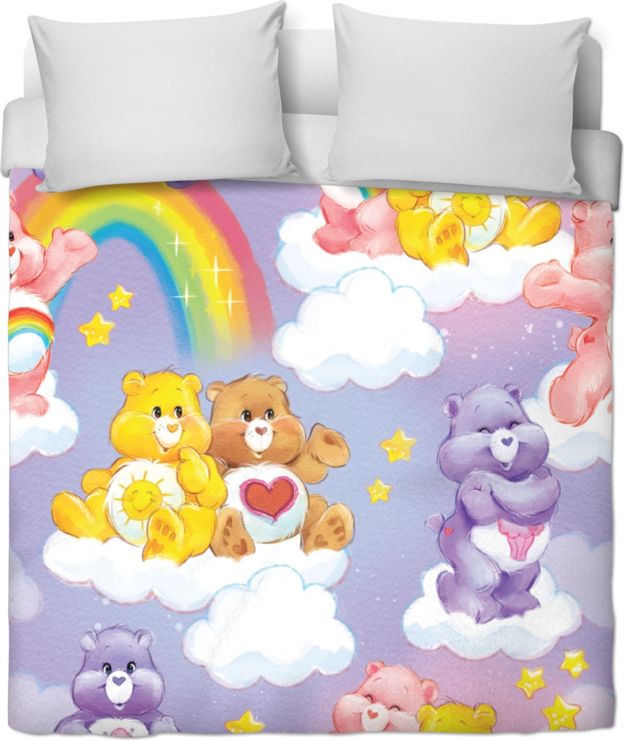 Care Bears v2 Duvet Cover