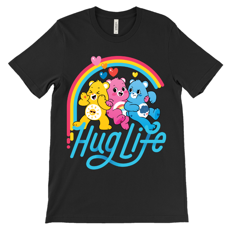 Care Bears Hug Life T-Shirt
