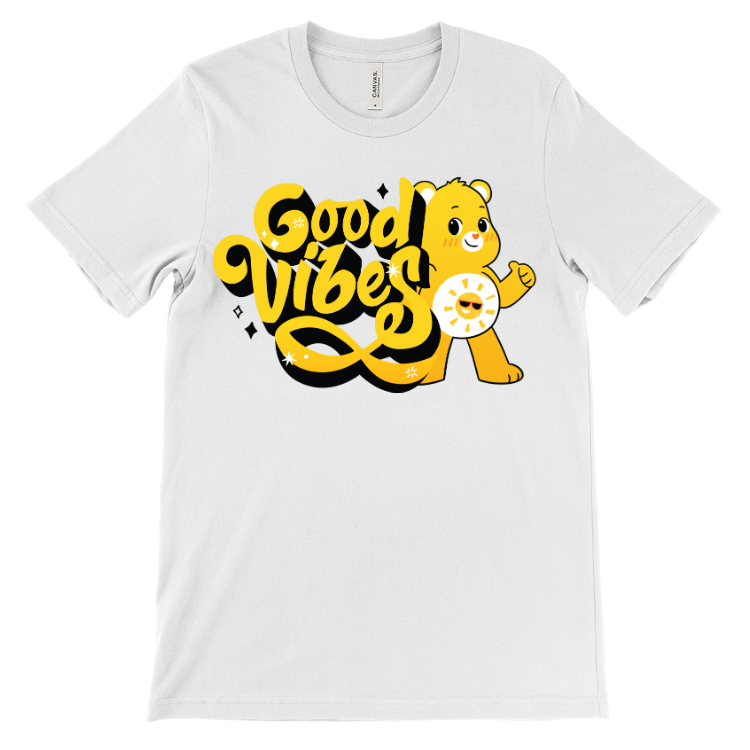 Care Bears Good Vibes T-Shirt