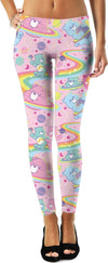 Cosmic Care Bears Leggings