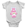 Cosmic Care Bears Cheer Bear Baby Onesie