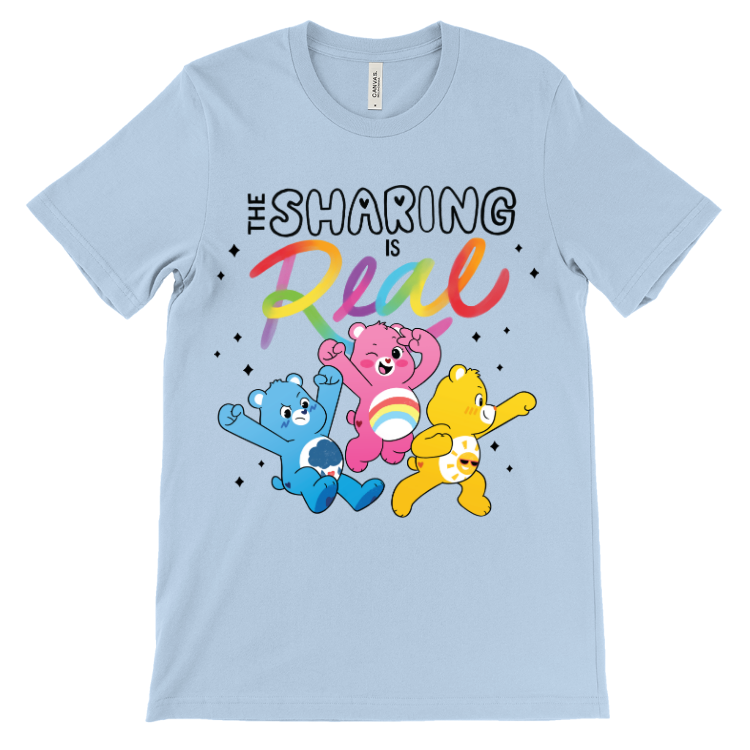 Care Bears The Sharing is Real T-Shirt
