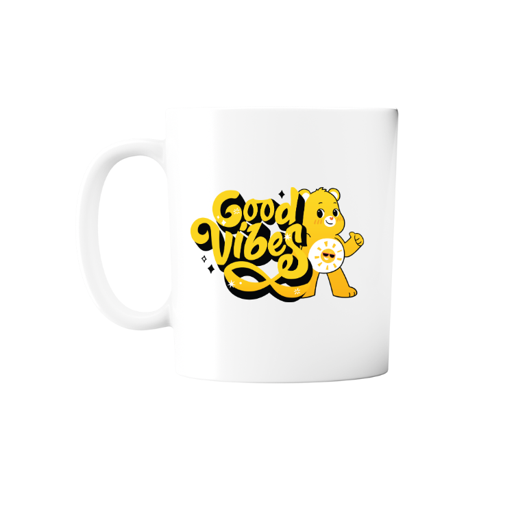 Care Bears Good Vibes Mug