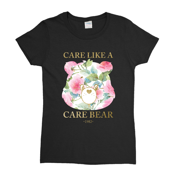 Care Like a Care Bear Women's Tee