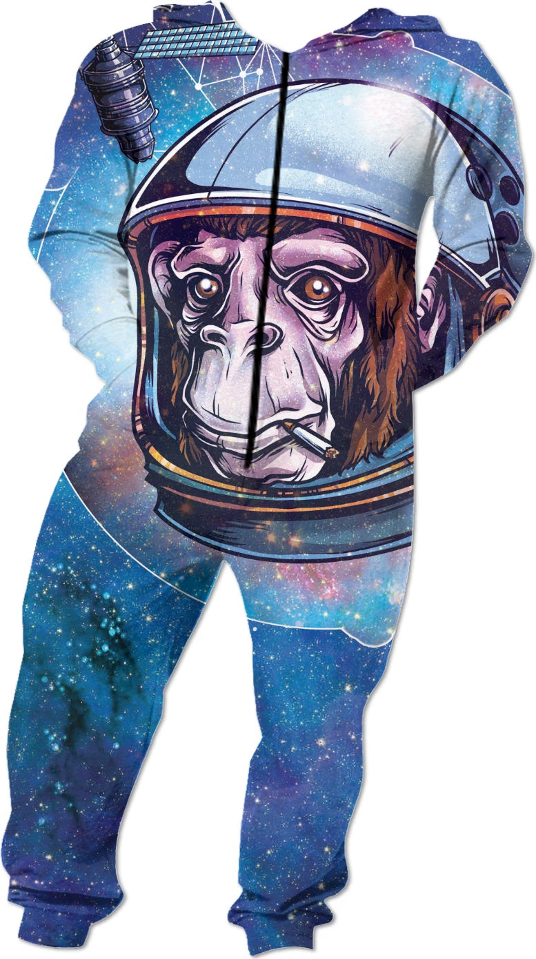 Space Chimp - Onesie