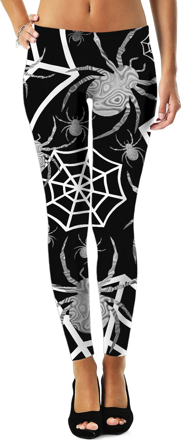 Spiders Leggings