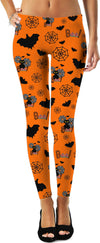 Halloween Black Cats Leggings