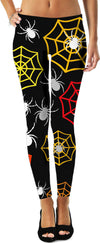 Creepy Crawlers Leggings