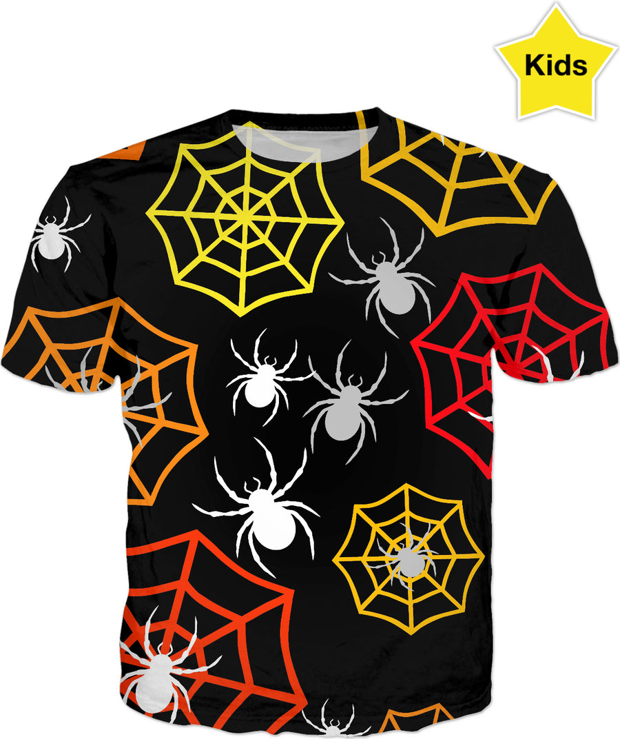 Creepy Crawlers Kids T-Shirt
