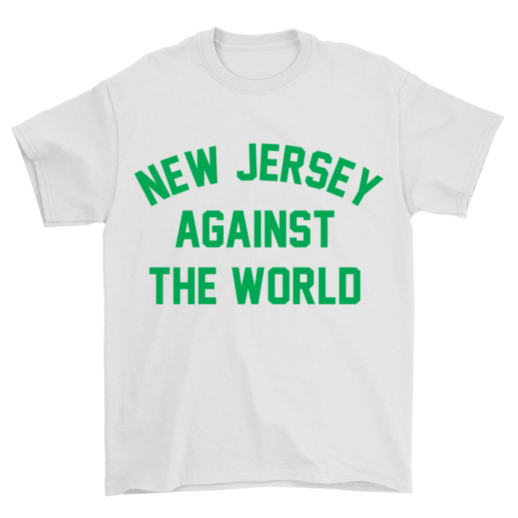 New Jersey Against the World T-Shirt