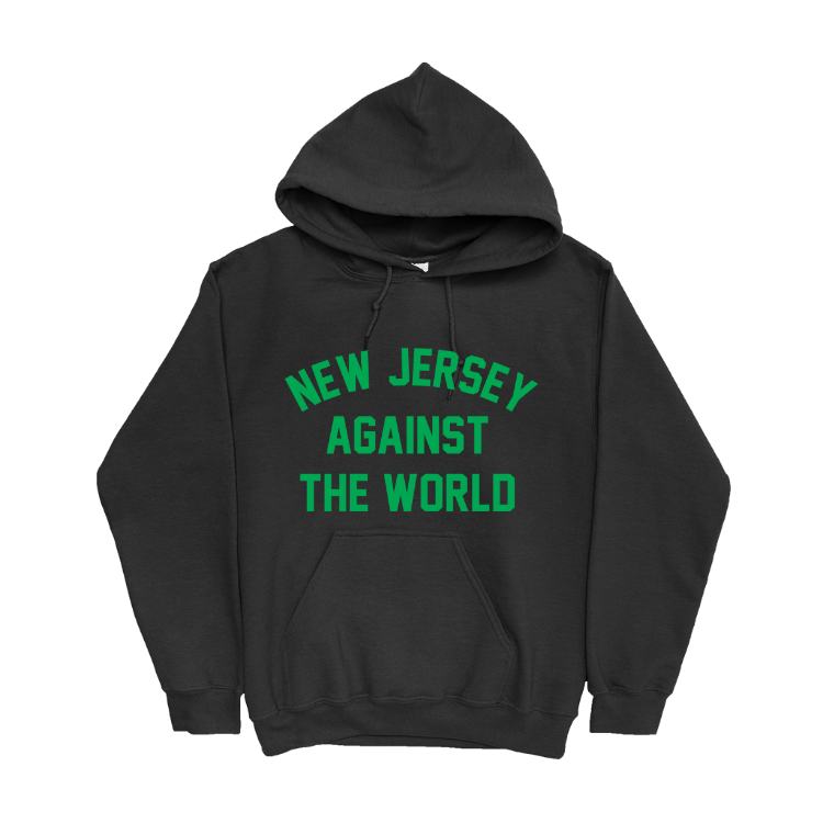 New Jersey Against the World Hoodie