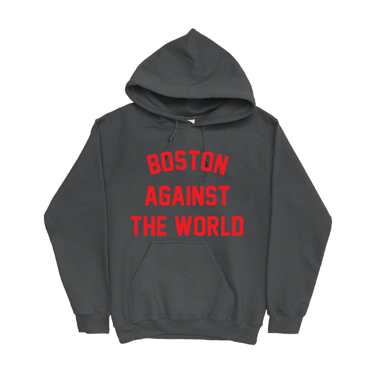 Boston Against the World v2 Hoodie