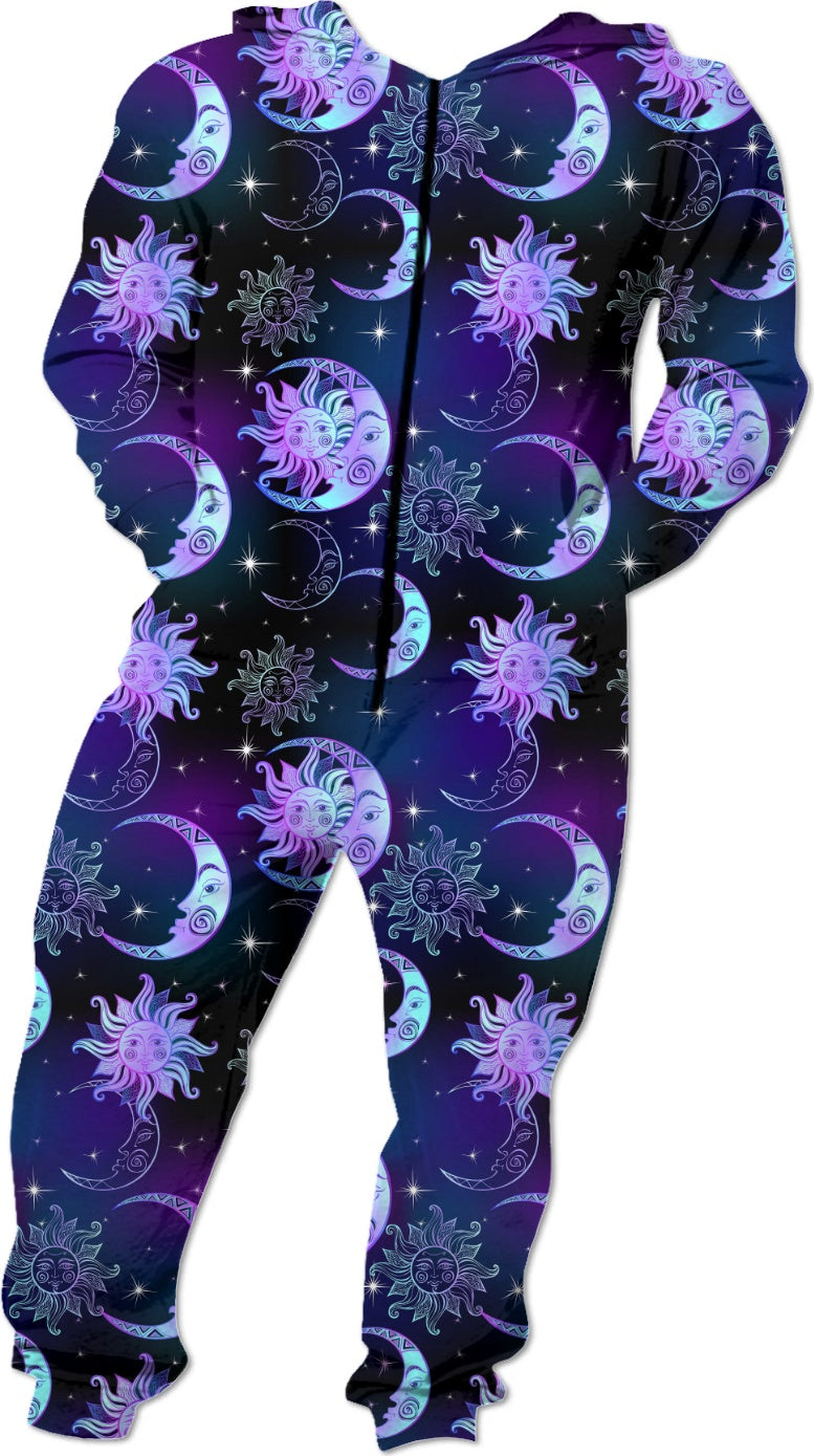 Sun and Moon - Onesie
