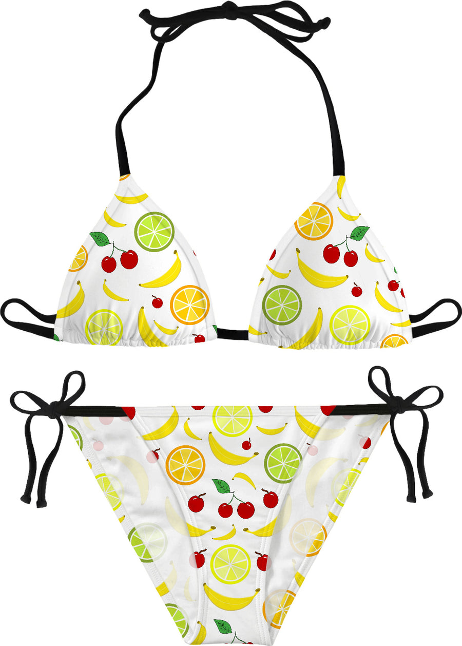 Assortment Of Fruit Bikini