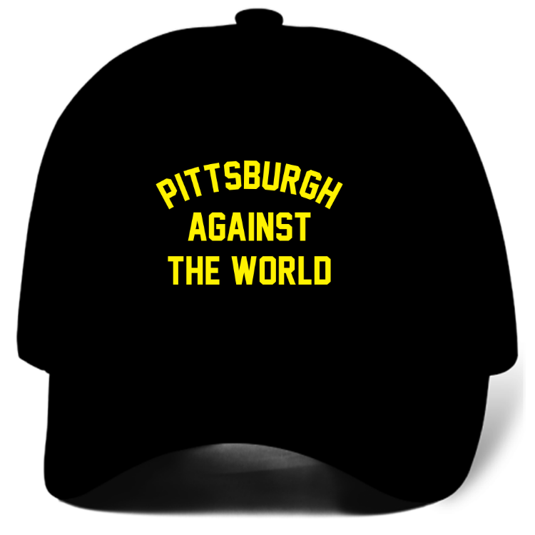 Pittsburgh Against the World Dad Hat