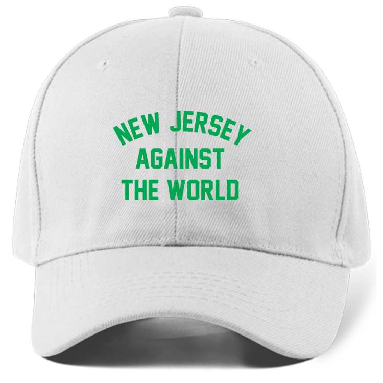 New Jersey Against the World Dad Hat