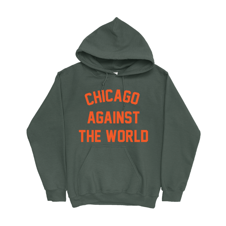 Chicago Against the World Hoodie