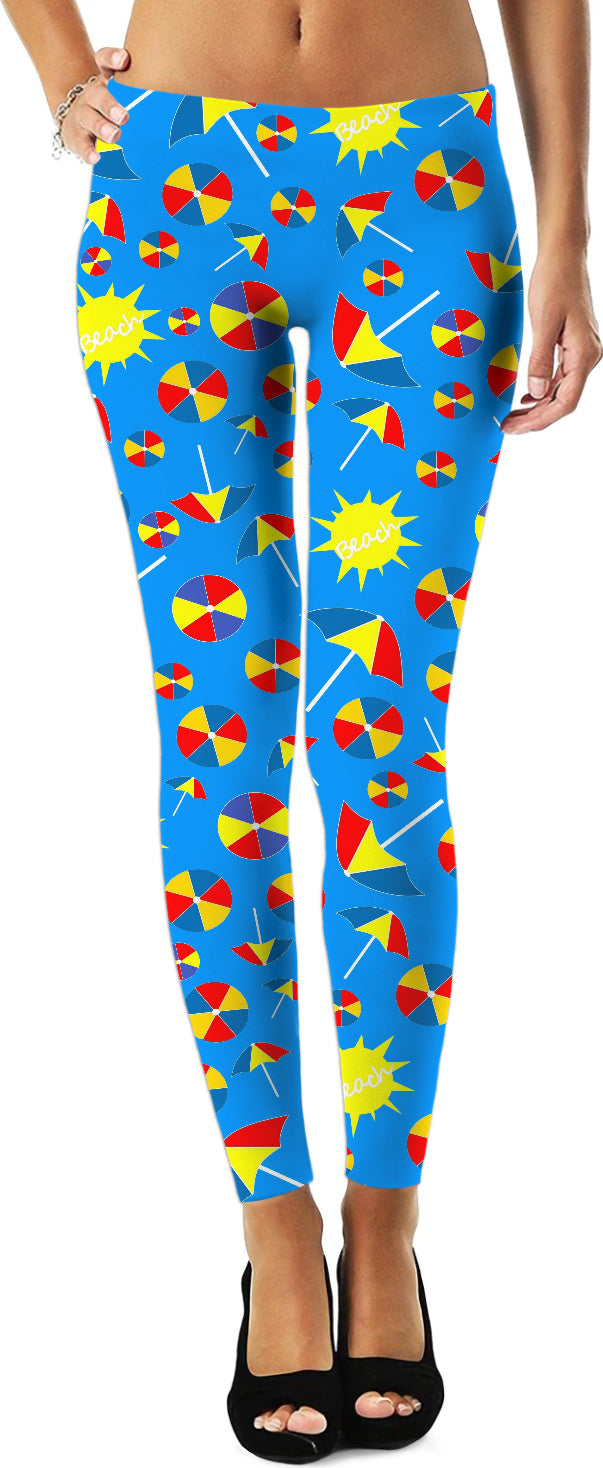 Beach Balls Leggings
