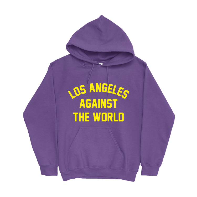 LA Against the World Hoodie