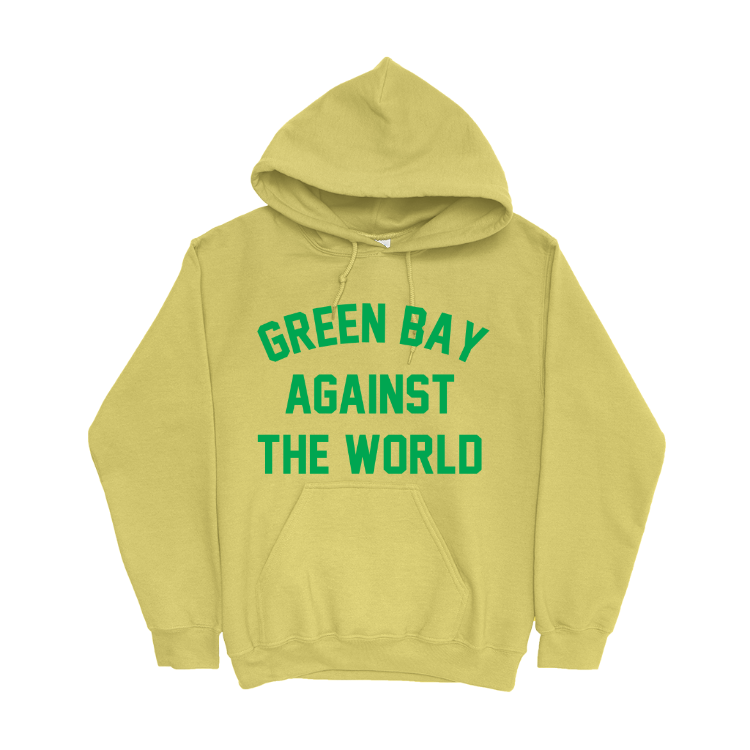 Green Bay Against the World Hoodie