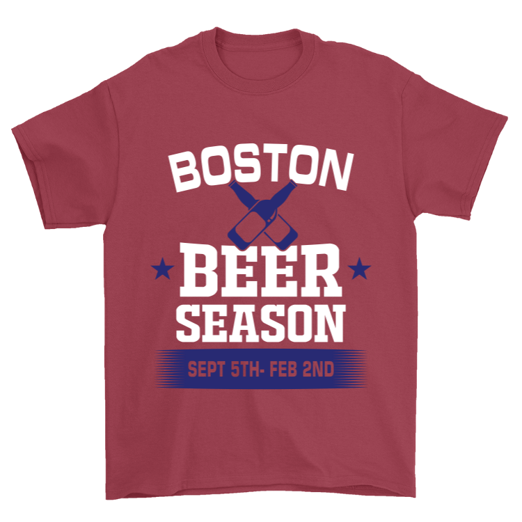 Boston Beer Season T-Shirt
